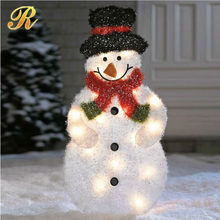 Hot-selling christmas decoration inflatable giant snowman