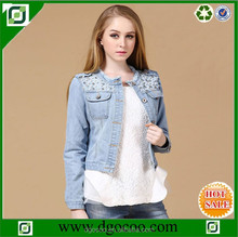 New autumn design short style business jacket for women