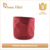 Red washable paper bag, washable paper bag for storage