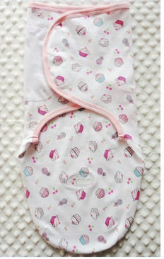 Free Shipping Bouble Layer Coral Fleece Newborn Sleeping Bag Baby Velvet Candle Bag Holds Blankets