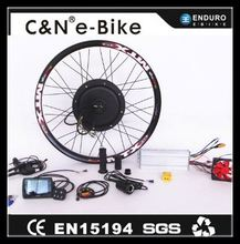 Top E-cycle 48V 500W electric bicycle conversion e bike kit