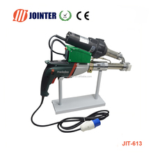 Plastic Hand Extruder for Welding HDPE Pipes / Hand Extrusion Welding Gun / Hand Held Plastic Extrusion Welder