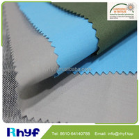 Polyester cotton twill fabric for lining and pocket