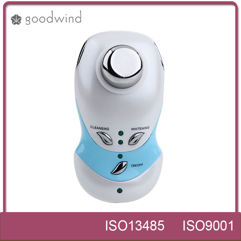high quality Vibrating Magnetic Eye Care Massager and CE & ROHS newest potable skincare beauty equipment