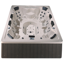 HS-B018G spa 8 person/ above ground hot tub/ whirlpool spa hot tub
