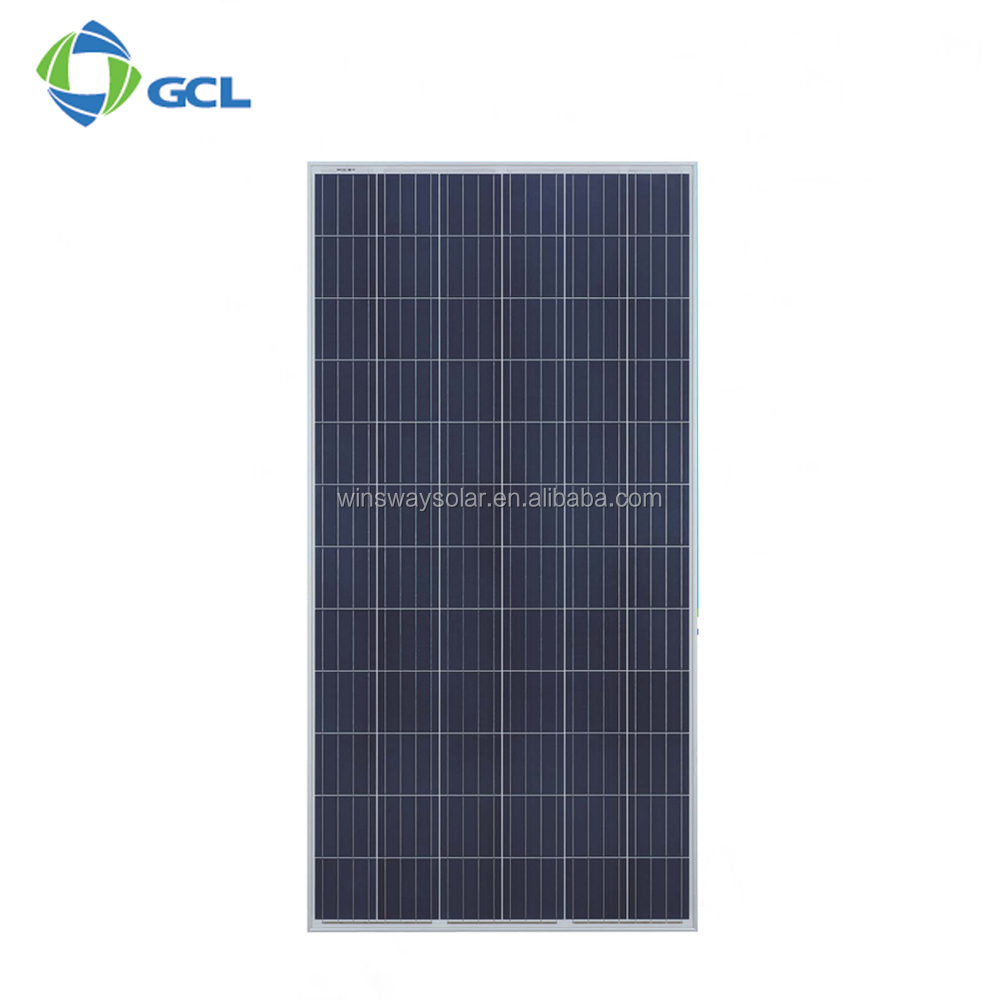 Large Stock Supply Best Price GCL 320w Poly Solar Panel PV Module