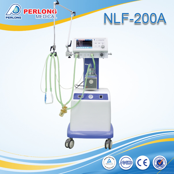 China big supplier Perlong medical manufacturer price auto CPAP medical ventilator machine NLF-200A