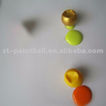 "0.68"" paintball balls with bright fill,fragile shell"