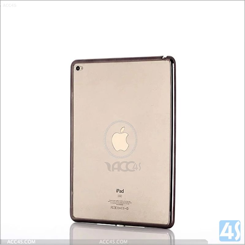For APPLE iPad Air 2 wholesale PC TPU Bumper Case