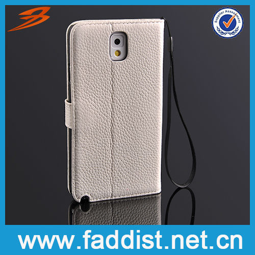 Wallet Stand Case for Galaxy Note 3 Bumper Case New Stylish