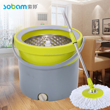 chinese import sites with flat mop and round mop
