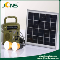 wholesale plastic DC solar home system with lamps solar free smart home software system