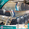 2016 Factory directly Supply pre-galvanized steel pipes and tubes