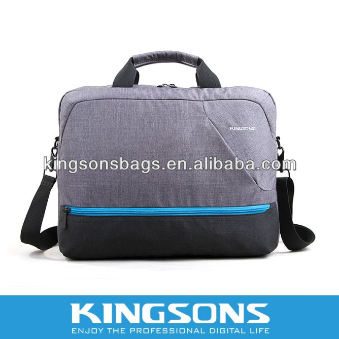 Kingsons Popular new style cheap cute laptop messenger bag