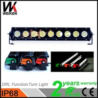 factory direct wholesale led light bars120w led 4d optic light bars automobile motorcycles