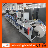 High Speed 8 Color Corrugated Carton Flexo Printing Machine