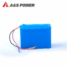 Hot sale 7.4v 1200mah li-ion battery pack
