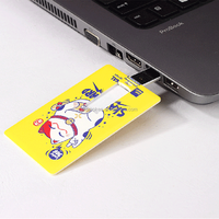 low price 2gb business card usb for promotion