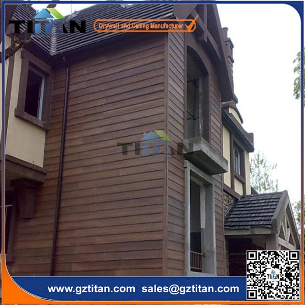 fiber cement outdoor siding