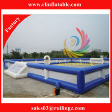 Indoor/Outdoor Inflatable Football Field/Inflatable Pitch