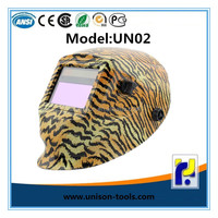 Factory supply timely delivery auto darkening welding helmet