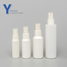 online shopping 30ml 50ml 60ml 150ml white plastic powder spray bottle