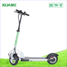compact 300w solar electric scooter eec folding old electric wheel scooter long range portable