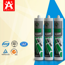 China supplier adhesive glue RTV weatherseal silicone sealant for roofing heat ge GB-195