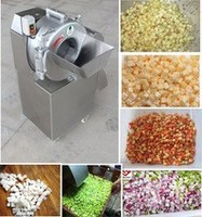 automatic electric good market vegetable and salad chopper machine