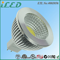 Best Selling ETL PSE Listed 5W 12V 24V GU10 MR16 LED Bulb COB Spot LED Light MR16