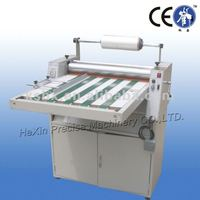 Auto Paper laminator machine With conveyor belt