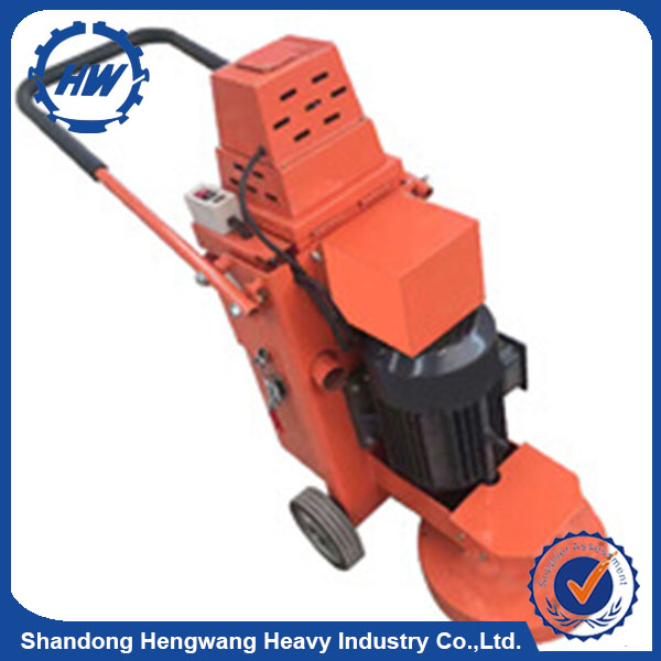 concrete surface roughing machine/cement grinding polishing machine for sale