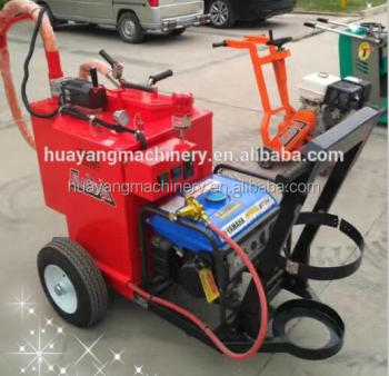 crack filling machine road surface repair concrete breakdown processing