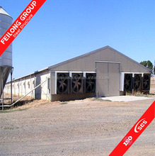 High quality agriculture farming and large farm sheds and poultry chicken house