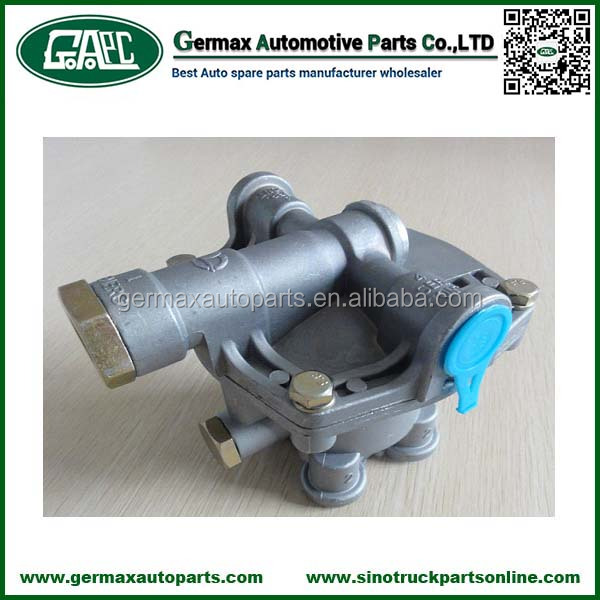 Chinese Factory Price ZJ382-11010 Exhaust Air Brake Valve for Sinotruck Spare Parts