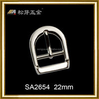 Song A 2014 new style delicate square pin belt buckle zinc alloy accessories