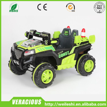Battery Power and Plastic Type Electric Toy Car