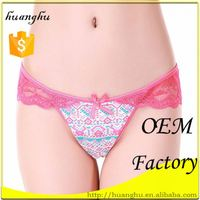 Slimming Low rise red lace and satin thongs slip