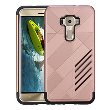 2 in 1 Hybrid Phone Case Cover For Asus Zenfone 3 5.5 ze552kl,Wholesale Cell Phone Case