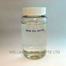 High Grade Recycled Base Oil SN150