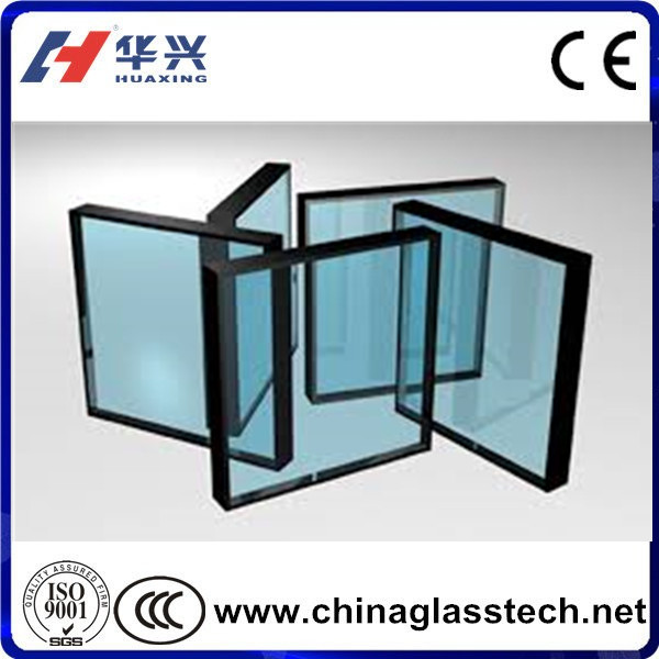 58 Years' Factory 5mm+9A+5mm Double Glazing Type Insulated Building Glass for Window