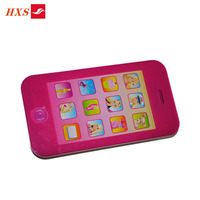 Personalized Plastic Toy Muisc Mobile Phone for Kids
