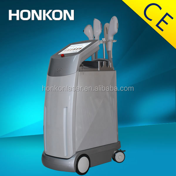 HONKON S7C Professional ipl hair removal and facial rejuvenation machine