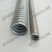 Flexible Gi Steel IP40 10mm Cable Protection Conduit