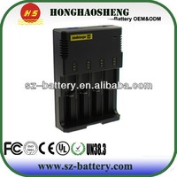 2014 Newest Nitecore intellicharger i4,Nitecore i4 charger, Ni-mh/ni-cd/aa Aaa Battery Charger