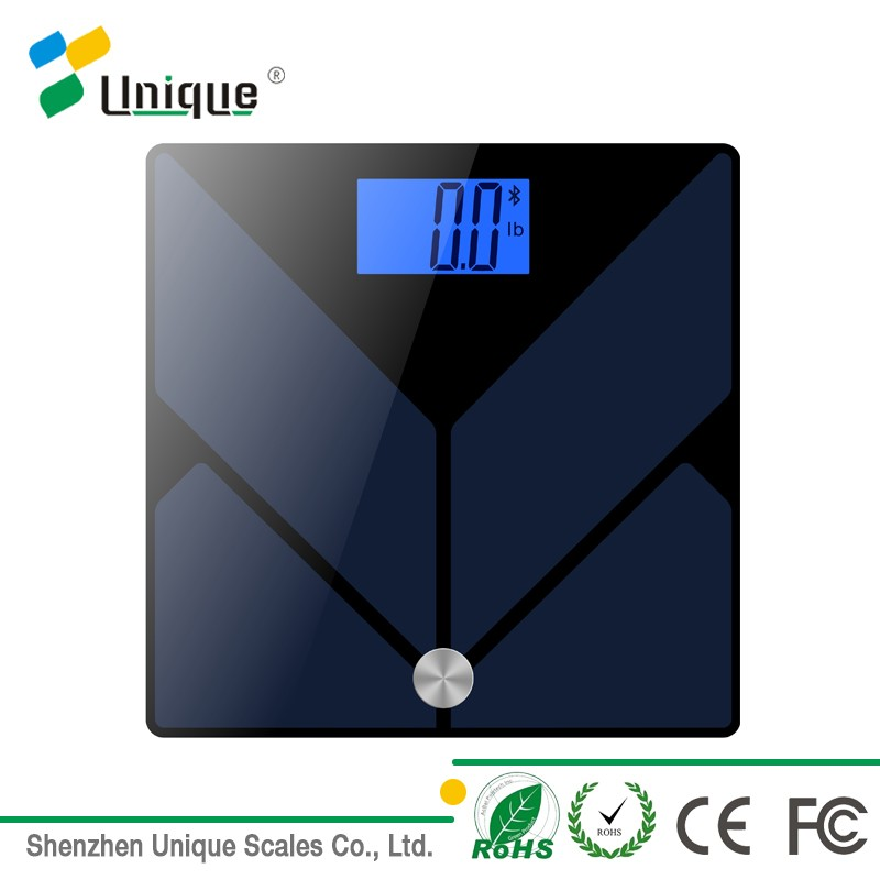 Tanita Professional Bluetooth body weighing digital scale with iOS & Android Smart APP tracking