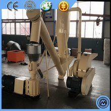 Newest hot-sale hemp full automatic home use adjustable all automatic wood pellet mill