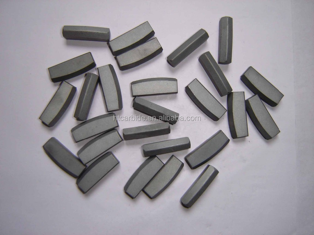 YG15 K034 Cemented Carbide Chisel Tips