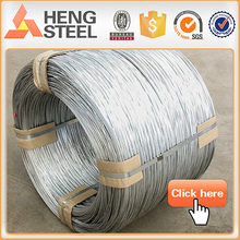 SAE1006 & SAE1008 crome added draw steel wire
