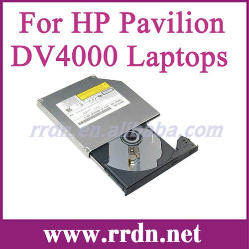 8X DVD-RW(DL) Burner DUAL Drive DVD-RW Writer UJ-870 use for HP Pavilion DV4000 Laptops